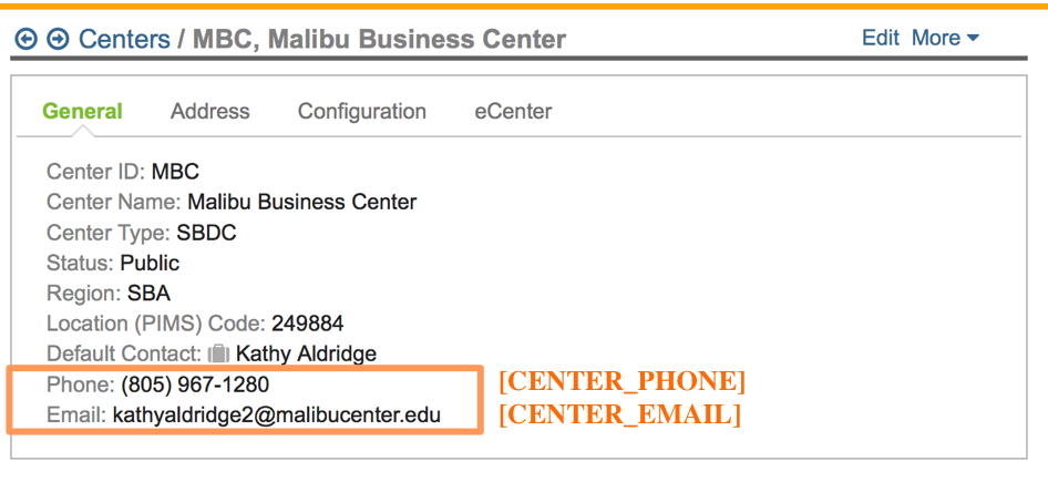 faq n246 my email address is wrong in the automatic emails that